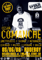 Cesar Comanche & Ghettosocks